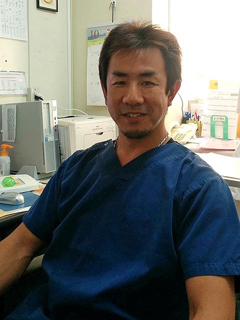 整形外科医 荻野先生