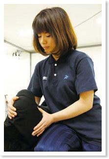 理学療法士・鍼灸師渡辺先生